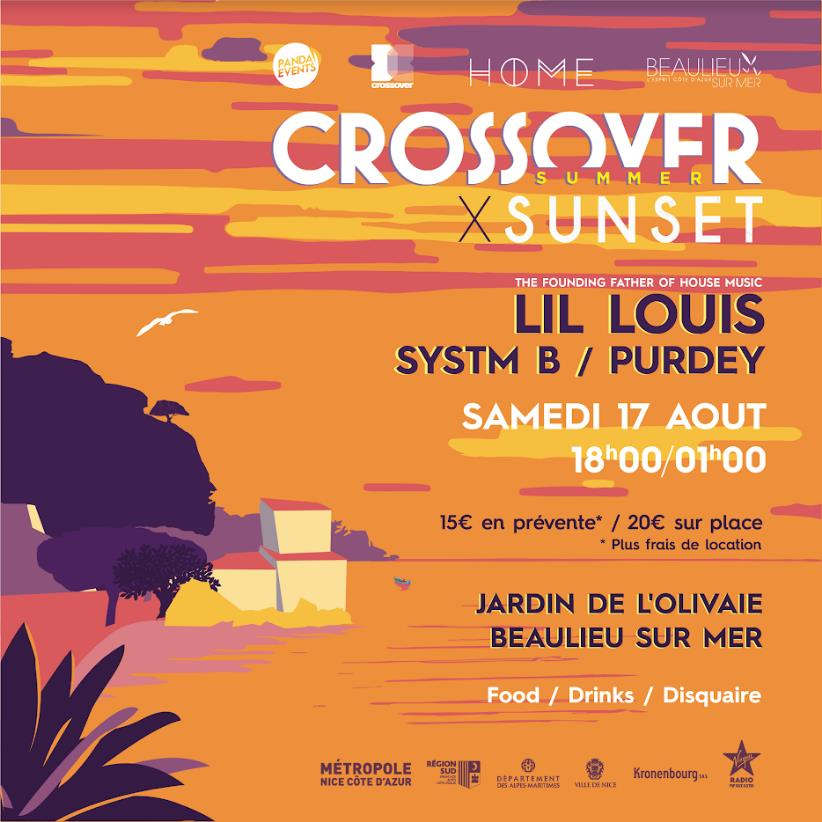 Crossover Summer Sunset Party 2019