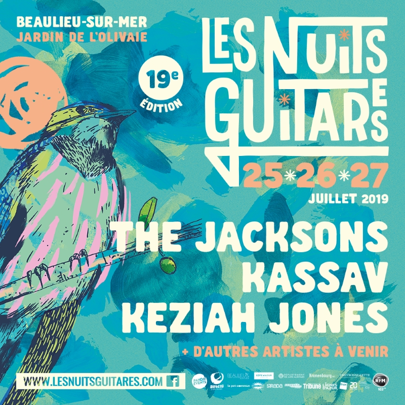 Nuits Guitares 2019